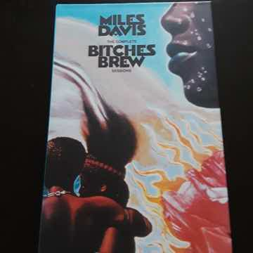 Miles Davis - The Complete Bitches Brew Sessions 4CD Lo...