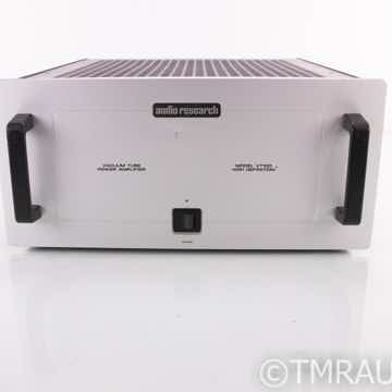 VT100 MkIII Stereo Tube Power Amplifier