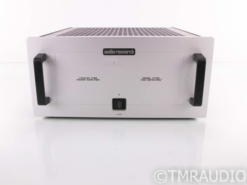 Audio Research VT100 MkIII Stereo Tube Power Amplifier (18839)