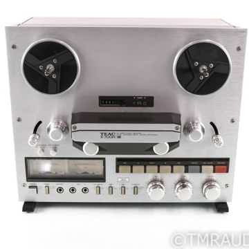 X-700R Vintage Reel To Reel Tape Player