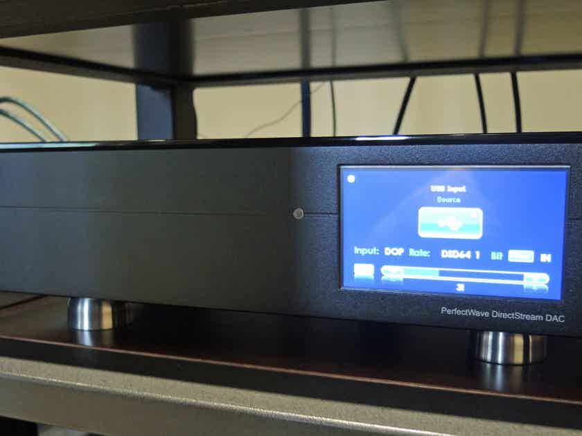 PS Audio PerfectWave DirectStream DAC With SONORE Upgrade Package
