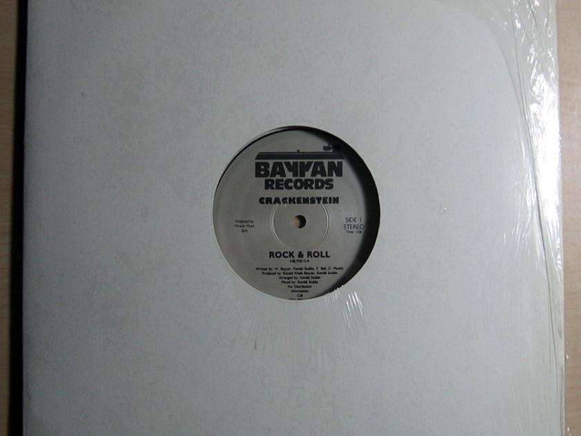 Crackenstein : Rock & Roll  - Crackenstein - Bayyan Records KBT-920