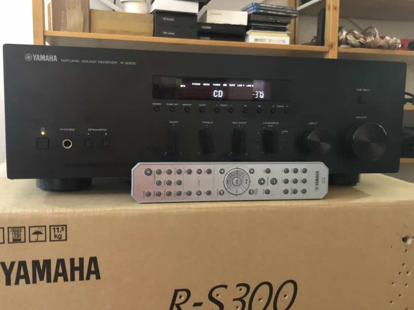 yamaha r s300 receivers audiogon. Black Bedroom Furniture Sets. Home Design Ideas