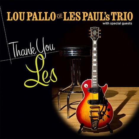 Lou Pallo of Les Paul's Trio