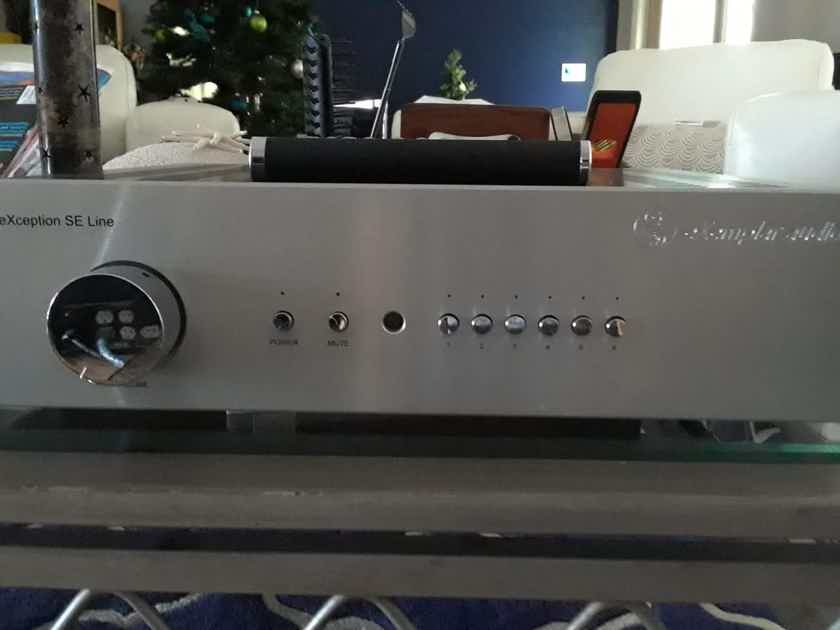Exemplar Audio SE line hybrid