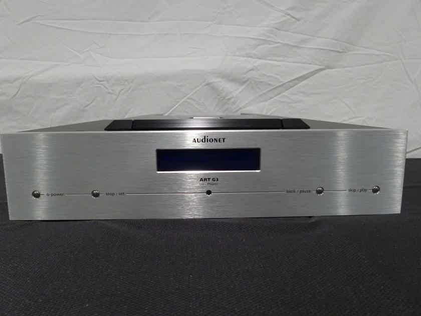 Audionet Art G3 Ulitimate Top Loading CD Player