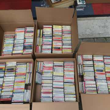 Huge Classical  CD Collection