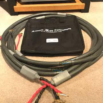 Acoustic Zen Satori Bi-wire shotgun Speaker