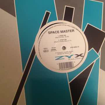 Space Master Step On ZYX Records Germany 12 Inch