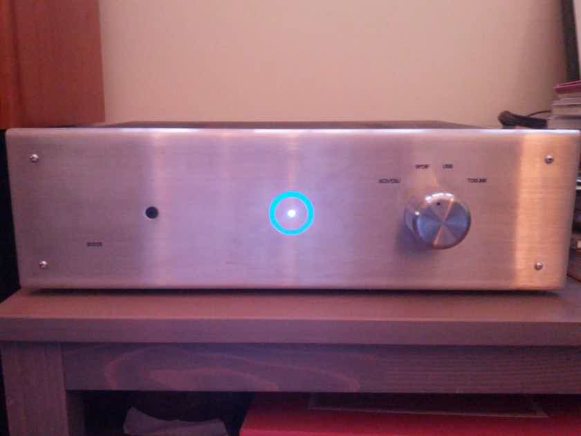 Blue Circle Audio BC505-- with Audio Note Transport