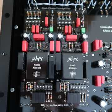 Klyne Audio Arts 6LX3/P