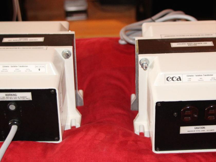 Extreme Isolation Transformer  Eca    1.5k-1 120v 1.5kva 60h