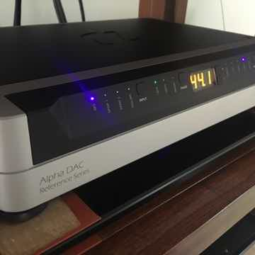 Berkeley Audio Design Alpha DAC Reference