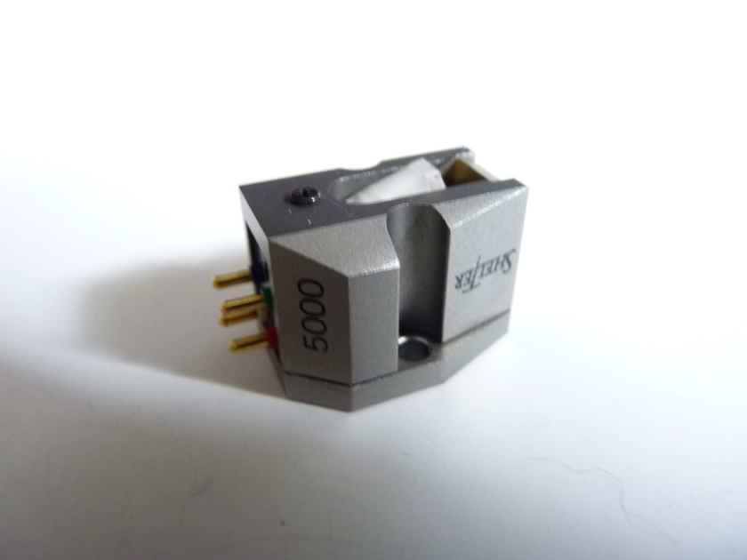 Shelter 5000 top MC phono cartridge med output