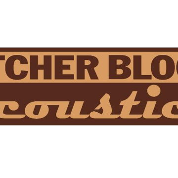 Butcher Block Acoustics RR4WW2418