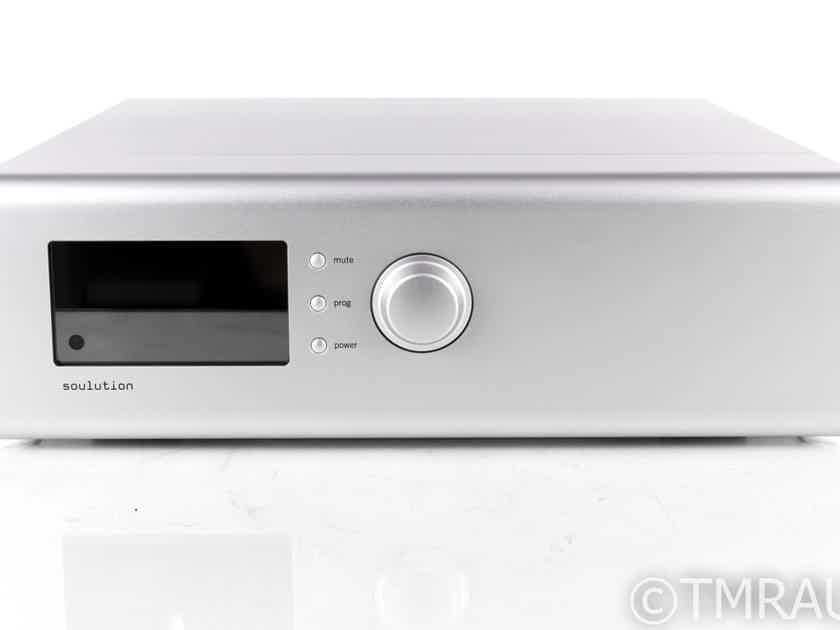 Soulution 520 Stereo Preamplifier; Remote; MC Phono (20339)