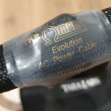 The Omega evolution AC