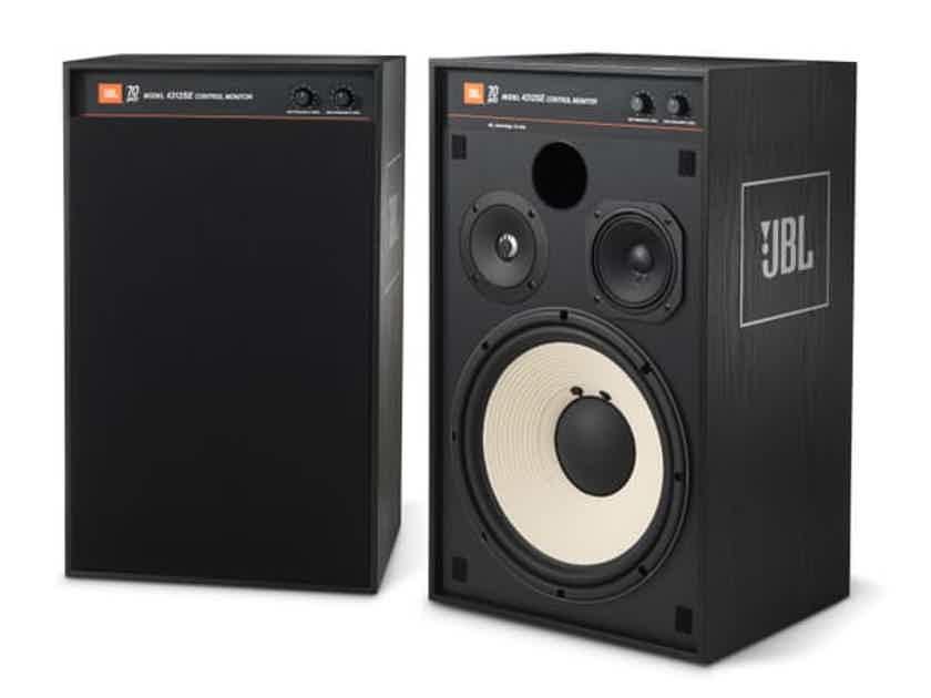 JBL 4312SE 70th Anniversary Studio Monitor Loudspeakers