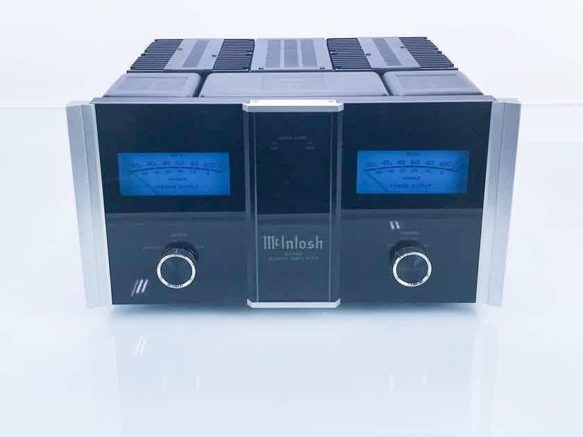McIntosh MC402 Stereo Power Amplifier MC-402 (16542)