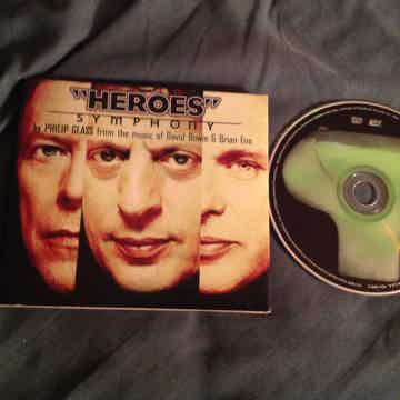 Phillip Glass Heroes Symphony The Music Of David Bowie Brian Eno