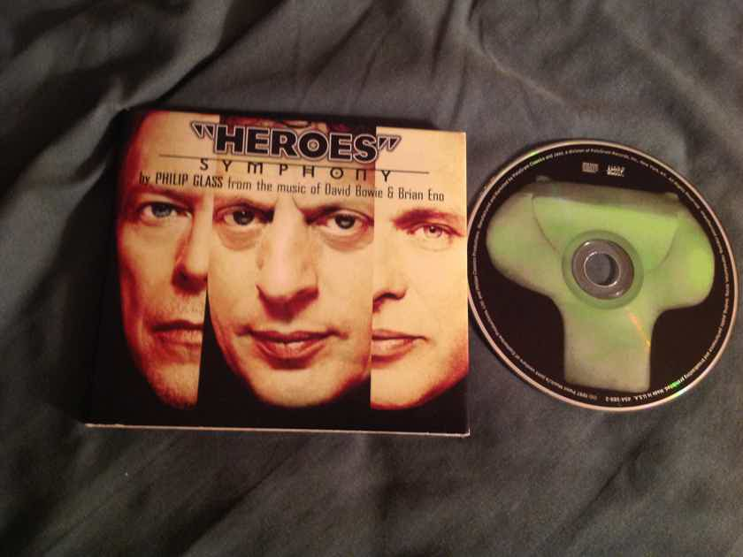 Phillip Glass Heroes Symphony