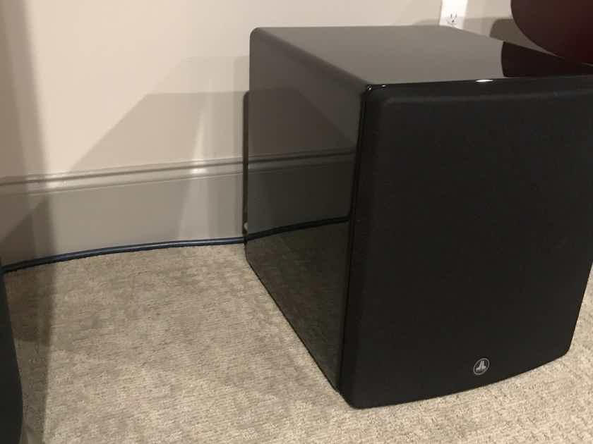 JL Audio F113-V2