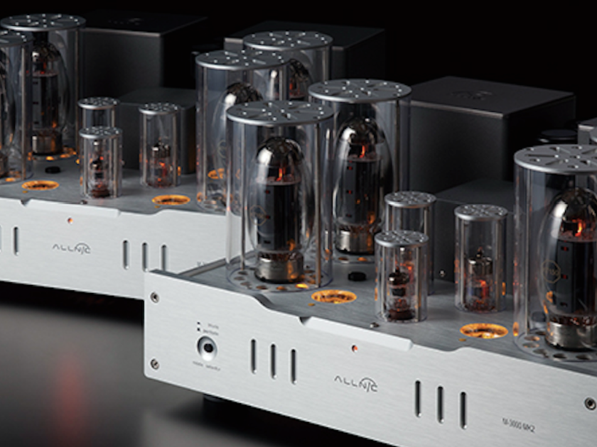 Allnic Audio M-3000 MK2 Vacuum Tube Monoblocks