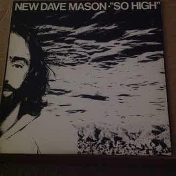 Dave Mason -  So High Columbia Records Promo 12 Inch Vi...