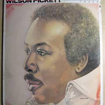 Wilson Pickett - Right Track 1981 NM- Vinyl LP EMI Amer...
