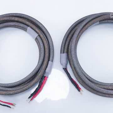 Double Barrel Shotgun Bi-wire Speaker Cables