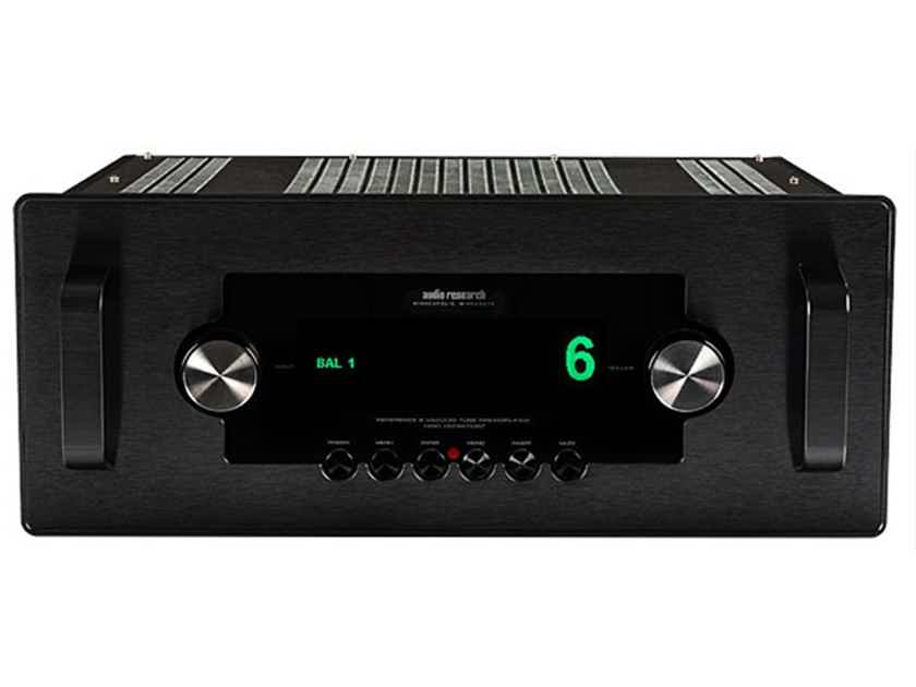 Audio Research REF6 Tube Stereo Linestage Preamplifier, Certified Pre-Owned