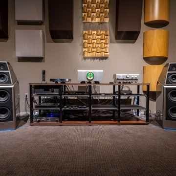 Wilson Audio Sasha DAW DEALER DEMO