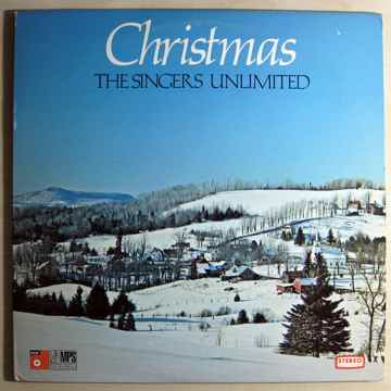 The Singers Unlimited - Christmas - 1972 BASF / MPS Rec...
