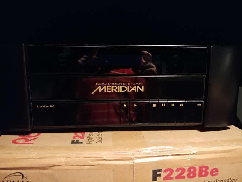 Meridian 800 Version 2.75 Black