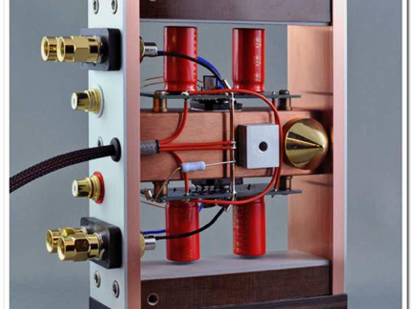Audio Sector Patek SE & Power Supply - Brand New
