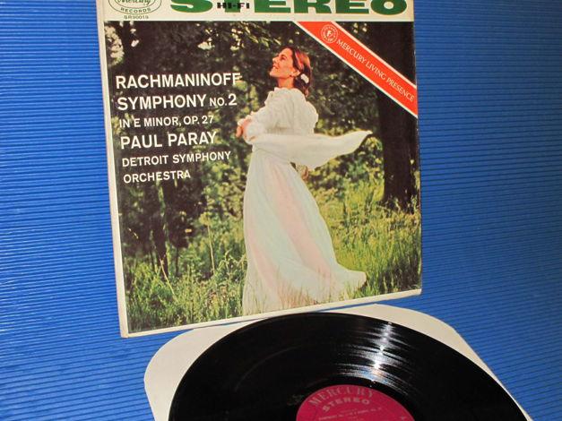 RACHMANINOFF / Paray