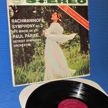 "RACHMANINOFF / Paray  - ""Symphony no.2"" -  Mercury Livi..."