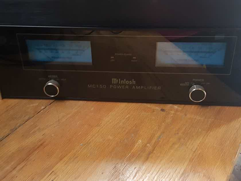 Mcintosh  MC150 Power Amplifier