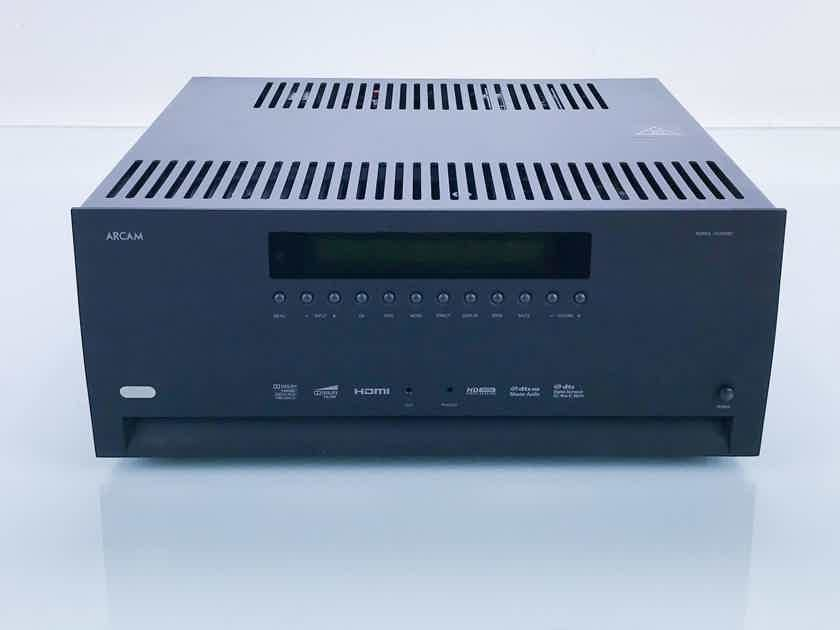 Arcam AVR600 7.1 Channel Home Theater Receiver MM Phono (16713)