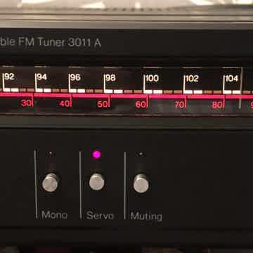 Tandberg 3011A Tuner