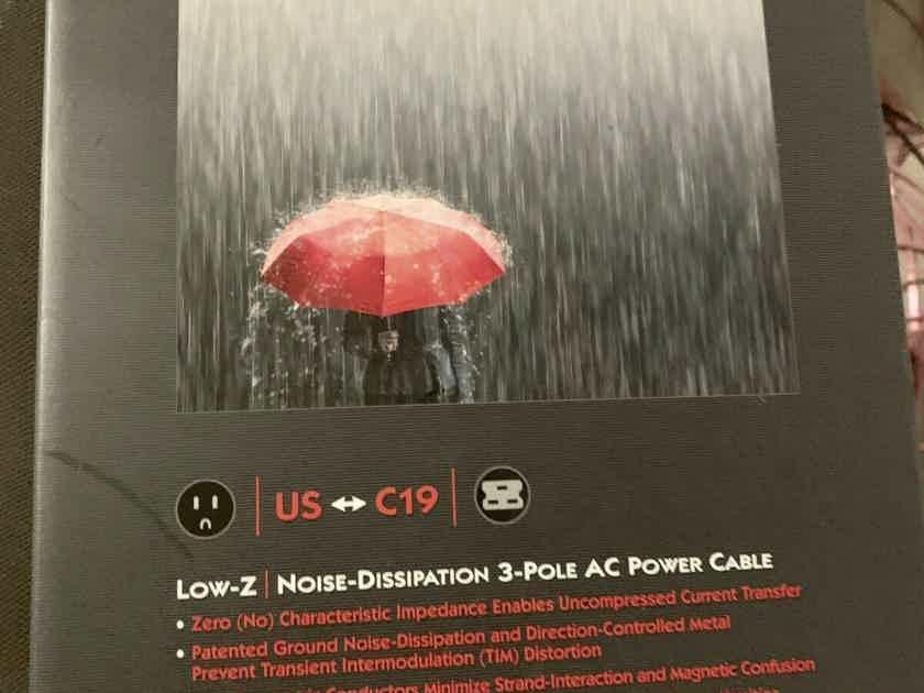 AudioQuest Monsoon 20 amp 3 Meter Power Cord