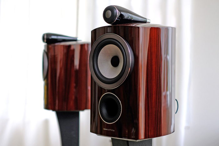 805D3 Prestige with Stands
