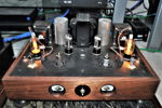 3C24 Amp, designed and built by Paul Birkeland