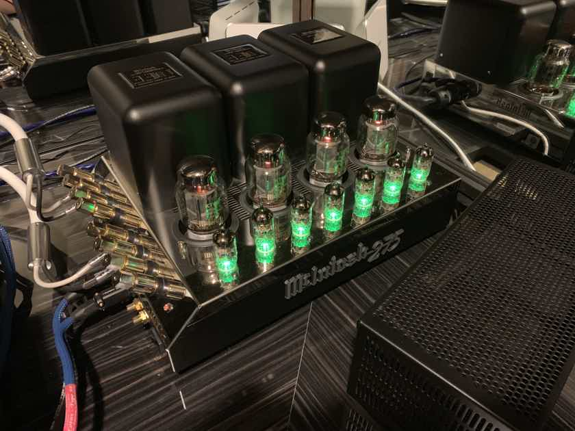 McIntosh MC275 (and look at other components! Will Offer Package Deal!)