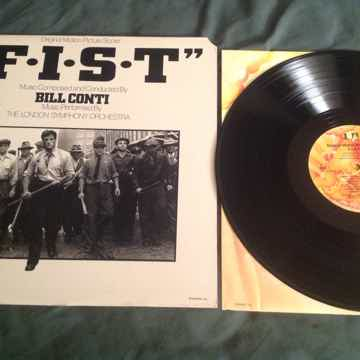 Bill Conti F.I.S.T Soundtrack