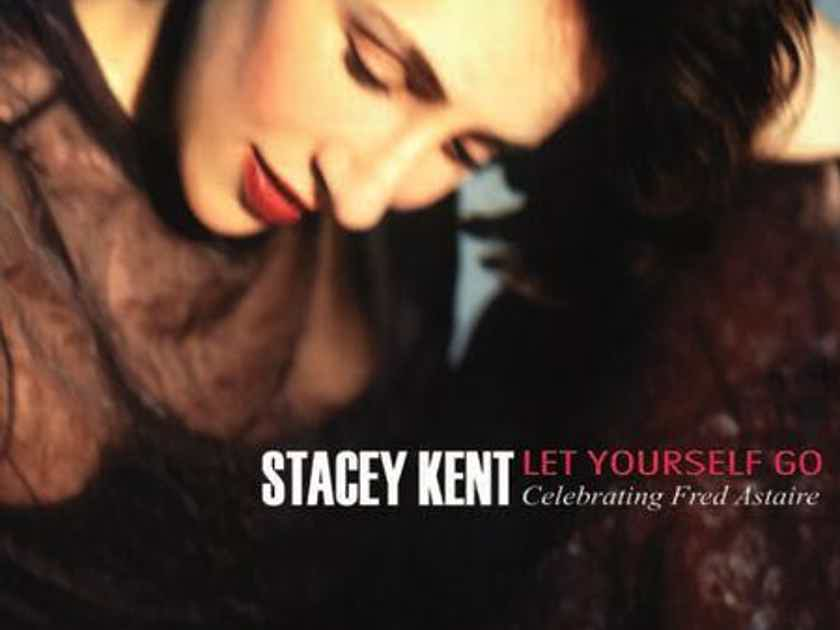 Stacy Kent - Let Yourself Go, Celebrating Fred Astair Pure Pleasure Music 180 gram vinyl