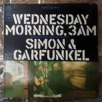 Simon & Garfunkel - Wednesday Morning, 3 A.M. NM- 1967 ...