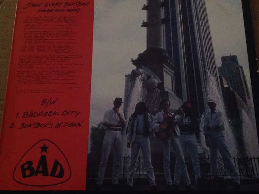 Big Audio Dynamite  - C'mon Every Beatbox 12 Inch 3 Track EP Columbia Records Vinyl NM