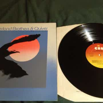 Sutherland Brothers & Quiver - Reach For The Sky LP NM ...
