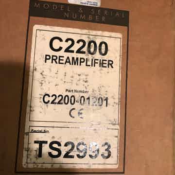 McIntosh C2200